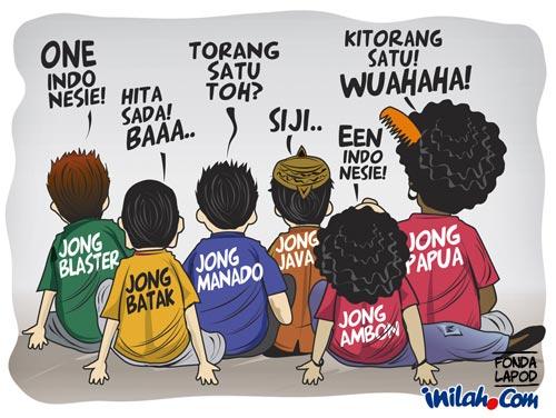 Etnosentrisme Berbahasa Di Tengah Mahasiswa Multikultural Terakota